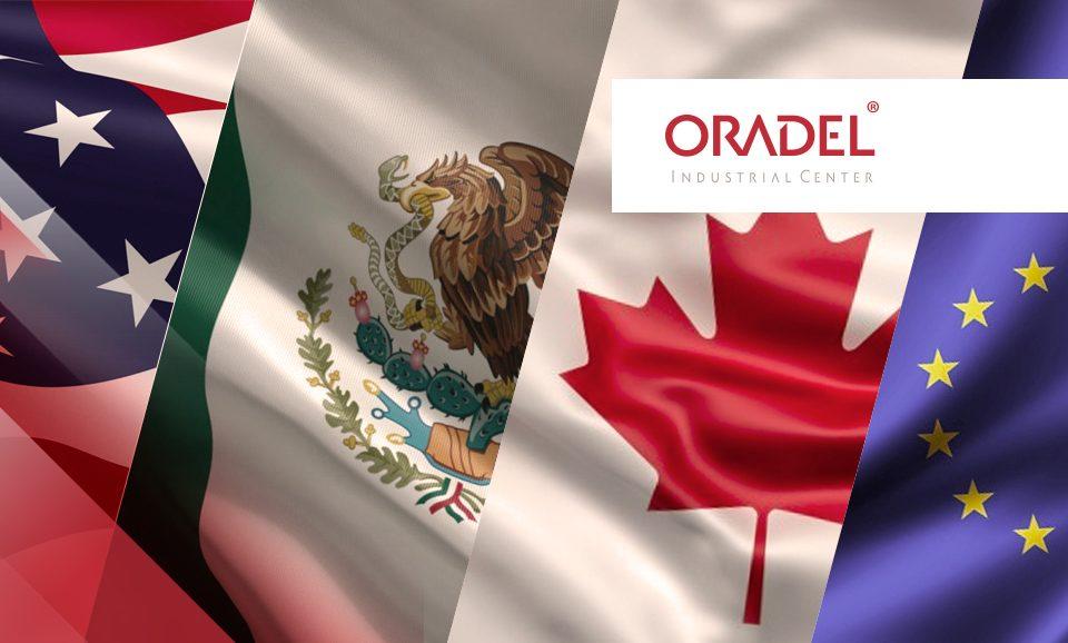 El T-MEC y el TLCUEM son claves para reposicionar a México después del Covid-19